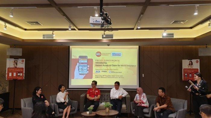 WE+ Kenalkan Akses Klaim Asuransi Terluas di Indonesia