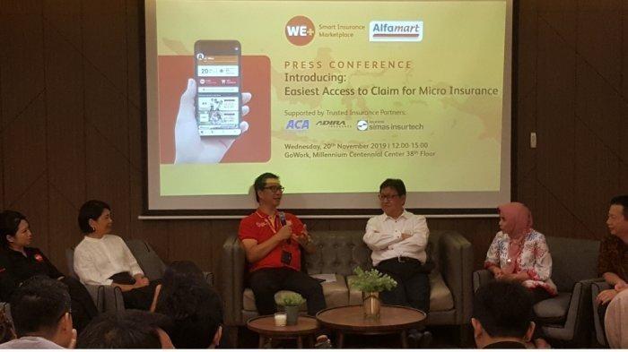 13900 Gerai Alfamart, Akses Klaim Terluas di Indonesia