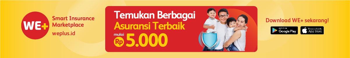 Asuransi mikro mulai dari 5000 Rupiah!