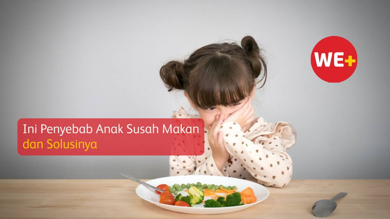 Jangan Panik! Ini Penyebab Anak Susah Makan dan Solusinya