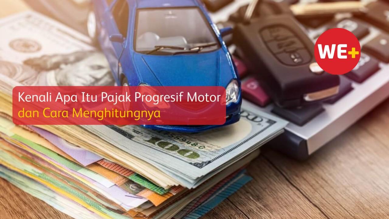 Kenali Apa Itu Pajak Progresif Motor dan Cara Menghitungnya