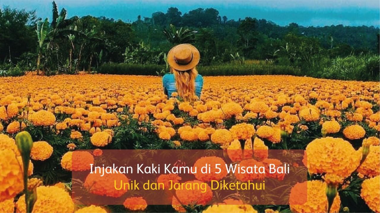 Injakan Kaki Kamu di 5 Wisata Bali Unik dan Jarang Diketahui