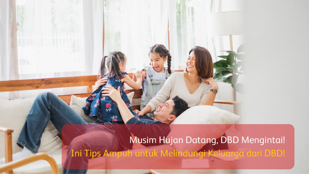 Musim Hujan Datang, DBD Mengintai! Ini Tips Ampuh untuk Melindungi Keluarga dari DBD!