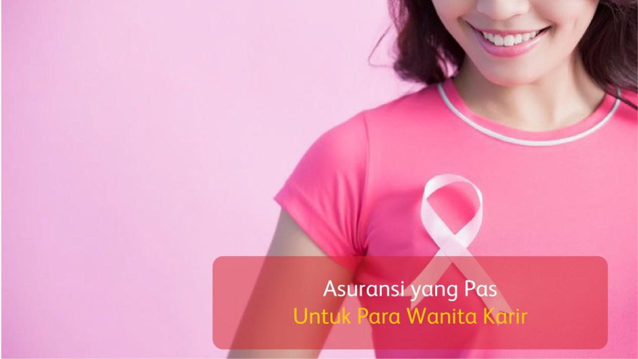 Asuransi yang Pas Untuk Para Wanita Karir