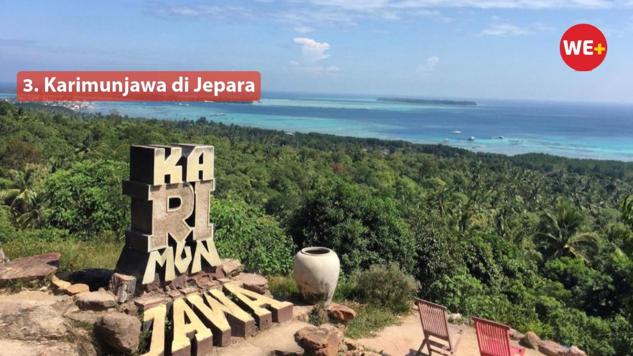 3. Karimunjawa di Jepara