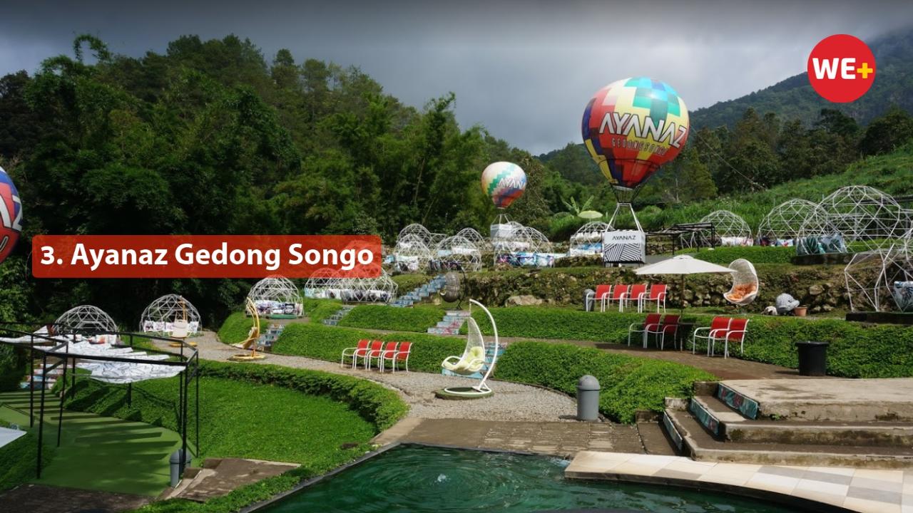 3. Ayanaz Gedong Songo