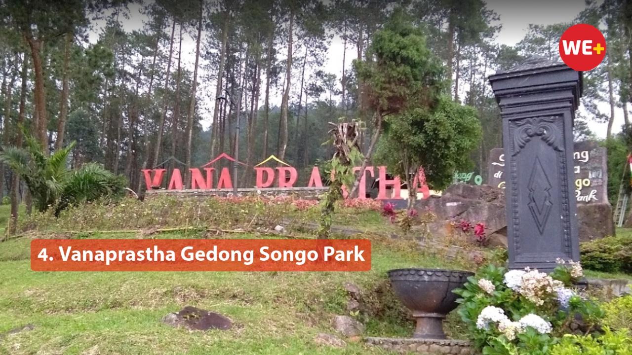 4. Vanaprastha Gedong Songo Park