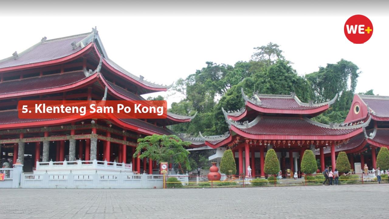 5. Klenteng Sam Po Kong